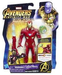 "Avengers Infinity War: Iron-Man - 6"" Action Figure"