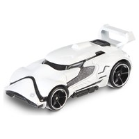 Hot Wheels: Star Wars Character Car - First Order Stormtrooper