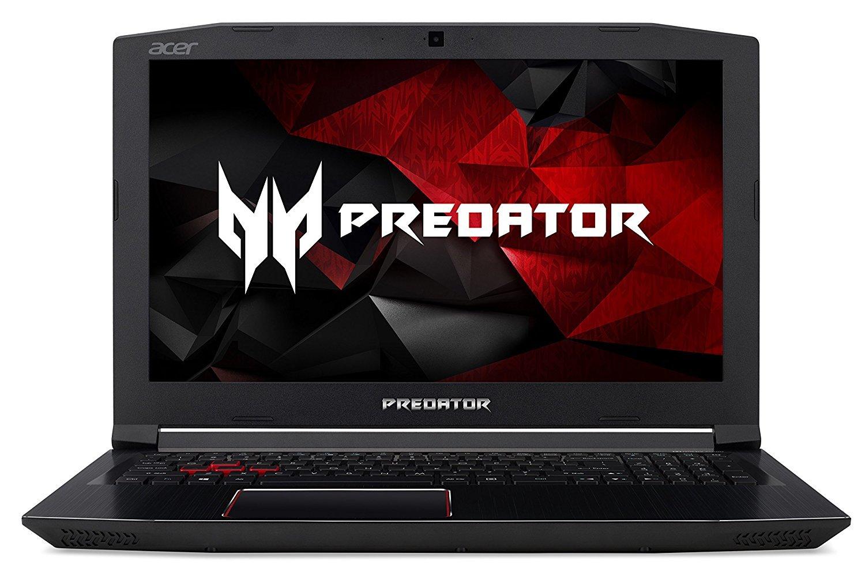 "15.6"" Acer Predator Helios 300 Gaming Laptop   Intel Core i7   NVIDIA GTX 1060 6GB   16GB RAM + 256GB SSD + 2TB HDD   image"