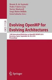 Evolving OpenMP for Evolving Architectures image