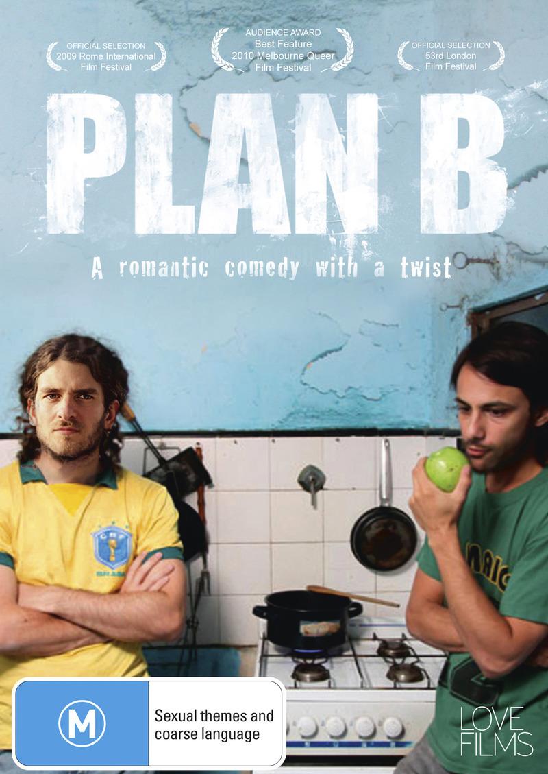 Plan B DVD image