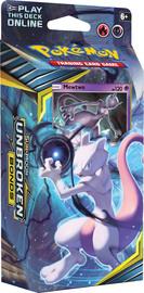 Pokemon TCG: Unbroken Bonds - Mewtwo Theme Deck