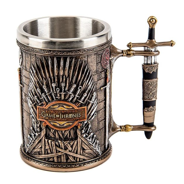 Game of Thrones: Iron Throne Tankard (14cm)