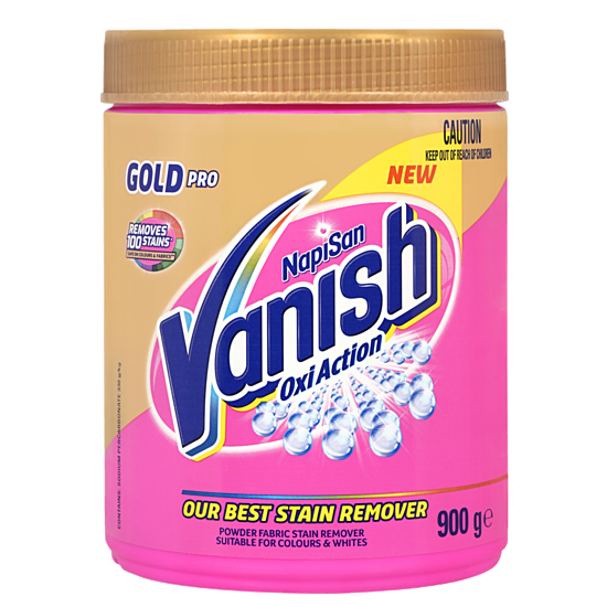 Vanish: Napisan Gold Pro Oxiaction 900g