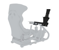 Trak Racer Tablet and Button Box Holder Mount (RS6, TR8, & FS3) for
