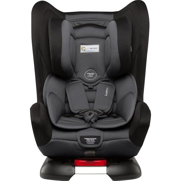 InfaSecure: Quattro Astra - Convertible Car Seat (Size: 1-4 Years)