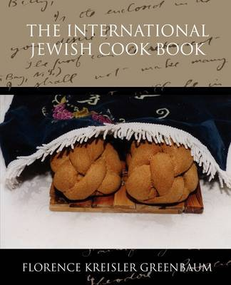 The International Jewish Cook Book by Florence Kreisler Greenbaum image