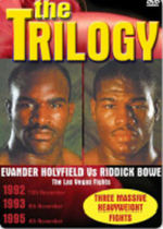 Trilogy, The - Evander Holyfield Vs Riddick Bowe: The Las Vegas Fights on DVD