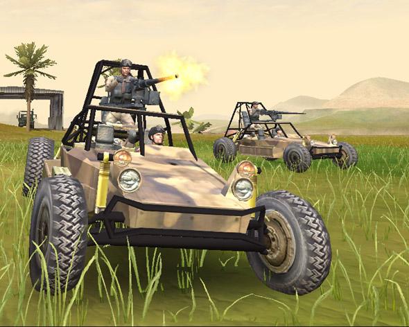 Delta Force: Black Hawk Down - Team Sabre for PC Games image