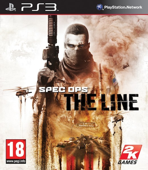 Spec Ops: The Line for PS3 image