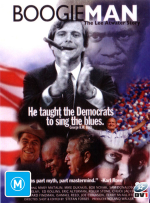 Boogie Man - The Lee Atwater Story on DVD