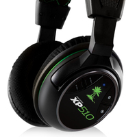 Turtle Beach Ear Force XP510 Premium Wireless Dolby Surround Sound Gaming Headset (Xbox 360 & PS3) for PS3