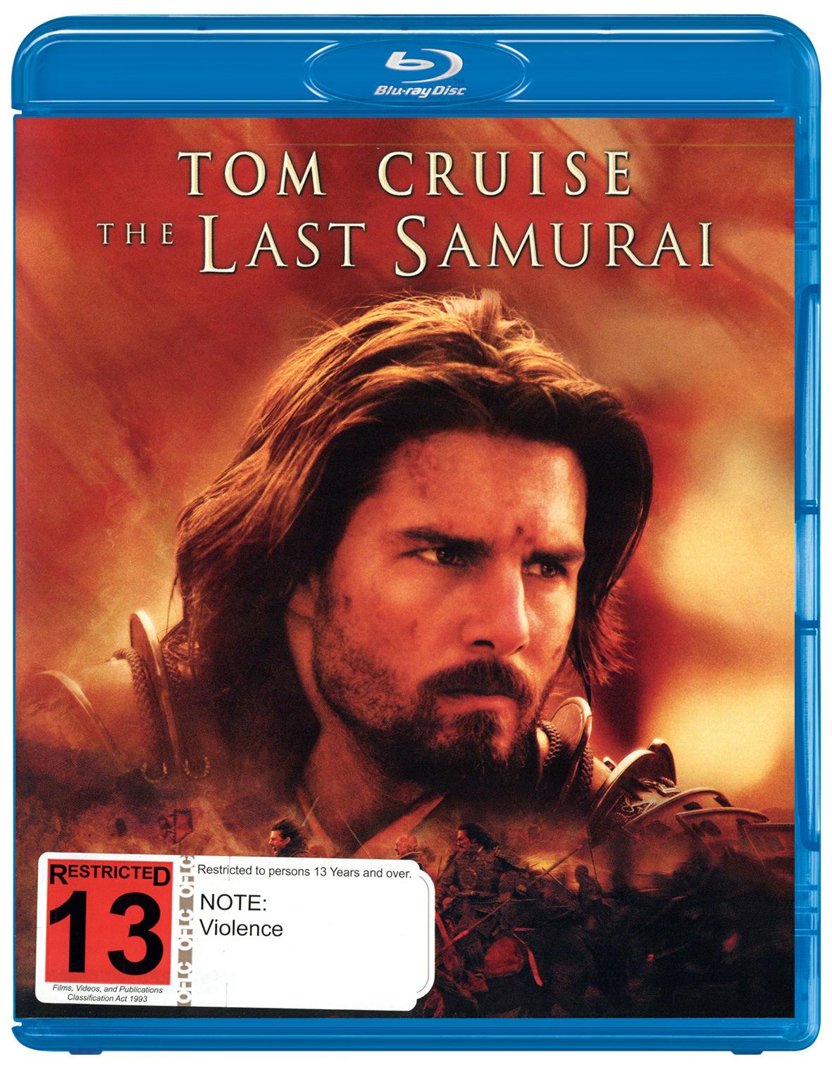The Last Samurai on Blu-ray image