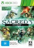 Sacred 3 First Edition for Xbox 360