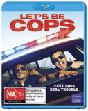 Let's Be Cops on Blu-ray