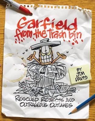 Garfield From The Trash Bin by Jim Davis image
