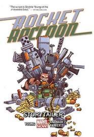 Rocket Raccoon Vol. 2: Storytailer by Skottie Young