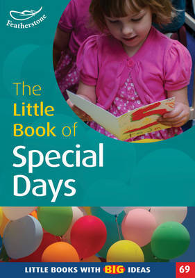 The Little Book of Special Days by Elaine Massey image
