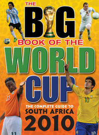 Big Book of the World Cup by Clive Batty image
