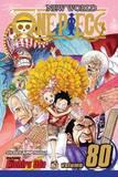 One Piece, Vol. 80 by Eiichiro Oda