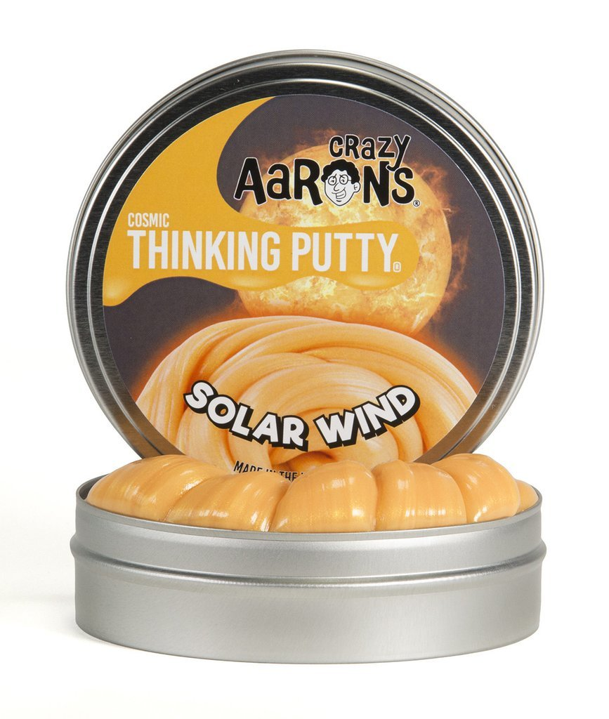 Crazy Aaron's Thinking Putty: Solar Wind image