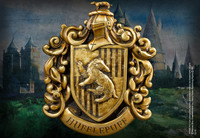 Harry Potter - Hufflepuff Crest Wall Art