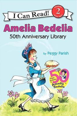 Amelia Bedelia 40th Anniversary Collection by Peggy Parish image