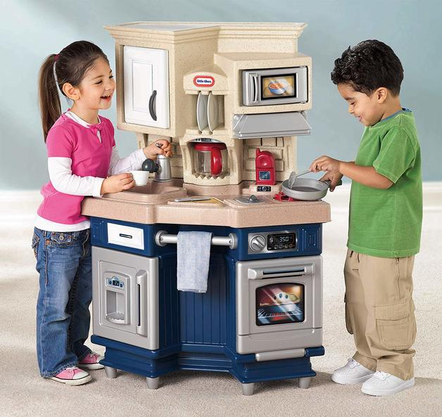Little Tikes: Super Chef Kitchen - Play Kitchen