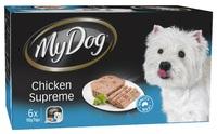 My Dog Classics - Chicken Supreme (100g x 6)