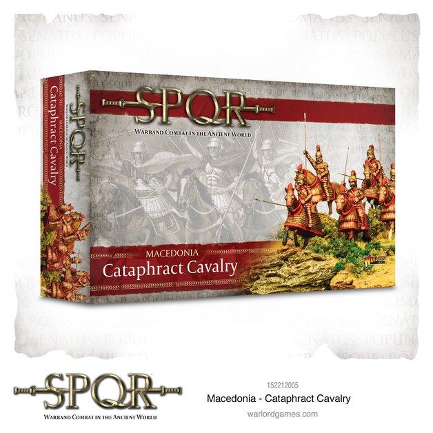 SPQR: Macedonian Cataphracts