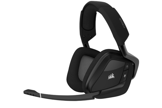 Corsair Void Elite RGB Wireless Gaming Headset (Carbon) for PC