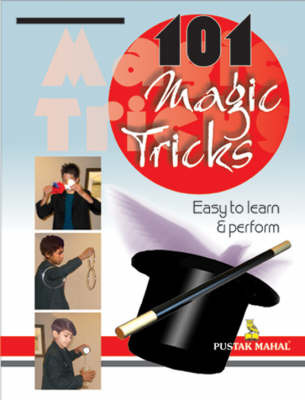 101 Magic Tricks by Ivar Utial image