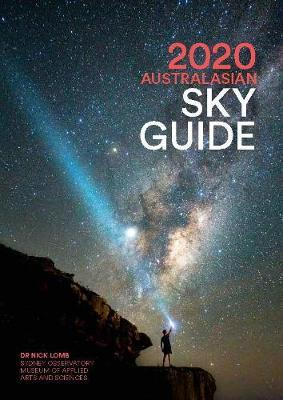 2020 Australasian Sky Guide by Nick Lomb