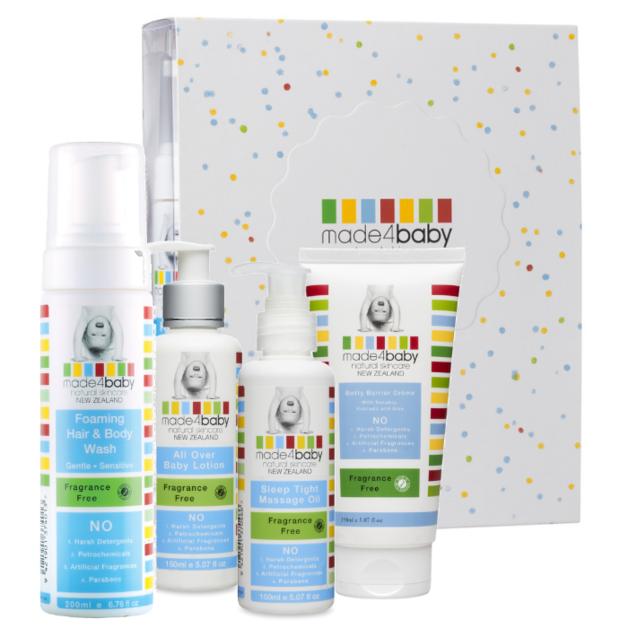 Made4Baby: Starter Pack - Fragrance Free