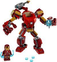 LEGO Marvel: Iron Man Mech - (76140) image
