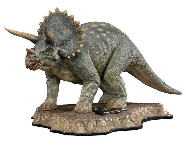 "Jurassic Park: Triceratops - 4"" Prime Figure"