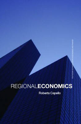 Regional Economics by Roberta Capello image