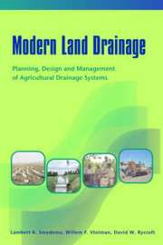 Modern Land Drainage by Lambert K. Smedema image
