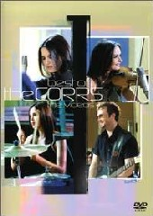 Best Of The Corrs - The Videos on DVD