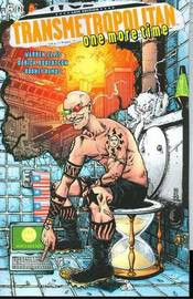 Transmetropolitan: Volume 10: One More Time by Warren Ellis image