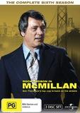 McMillan - The Complete Sixth Season on DVD