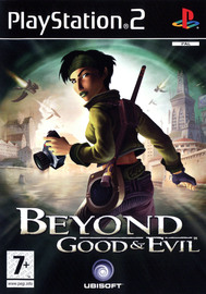 Beyond Good & Evil for PlayStation 2 image