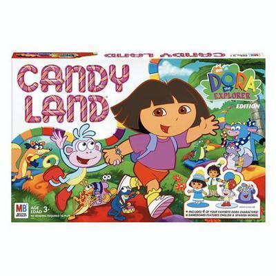 Candyland Dora the Explorer