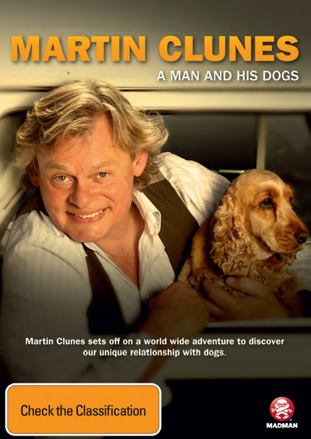 Martin Clunes - A Man and his Dogs on DVD