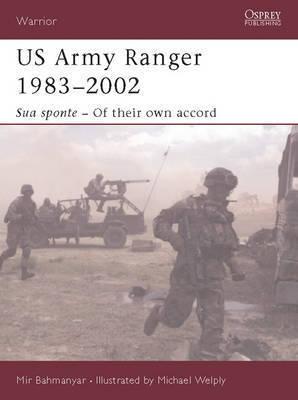 US Army Ranger 1983-2001 by Mir Bahmanyar