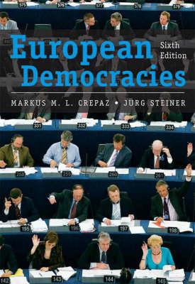 European Democracies by Jurg Steiner