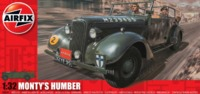 Airfix Monty's Humber