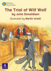 The Trial of Wilf Wolf: Play by J. Donaldson image