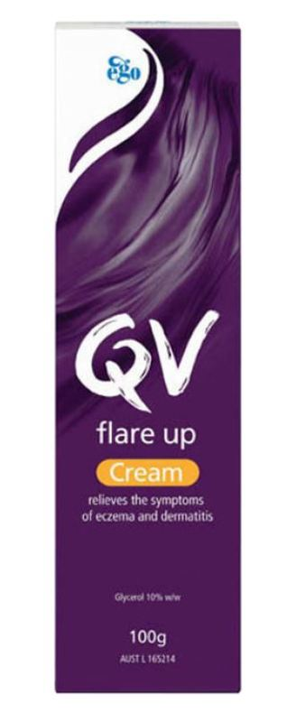 Ego QV Flare Up Cream (100g)
