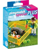 Playmobil: Girl with Guinea Pigs (4794)
